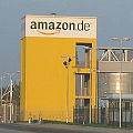Bild: Amazon Standort Leipzig