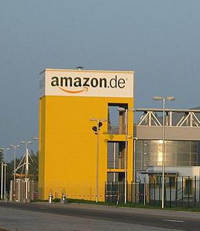 Amazon Standort Leipzig