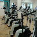Bild: Mehr Fahrrad fahren - Indoor ist langweiliger
