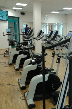 Mehr Fahrrad fahren - Indoor ist langweiliger
