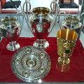 Bild: Champions League 2013: Jeder deutsche will auch mal,den Champions League Pokal.