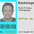 Bild: Hier ein Beispiel: Backstage-Ausweis online bestellen