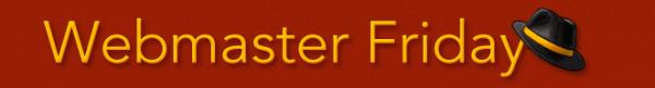 Bild: Logo Webmasterfriday - Kritik in Kommentaren