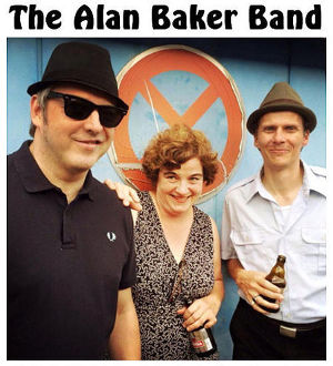 Bild: The Alan Baker Band aus Frankfurt am Main