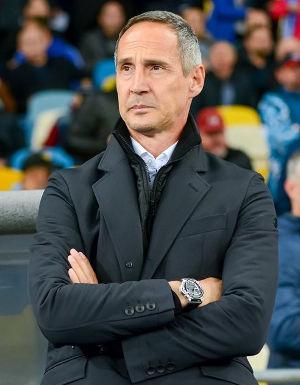 Bild: Adi Hütter seit 2018 bei Eintracht Frankfurt