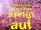 Union Berlin steigt auf - Die Fans feiern