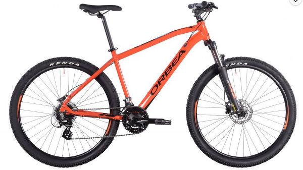 Bild: Versanddienste und das Warten auf den Zusteller - Orbea MX 55 - I like this bike